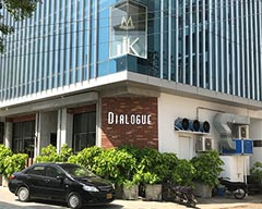Dialogue Restaurant, Karachi
