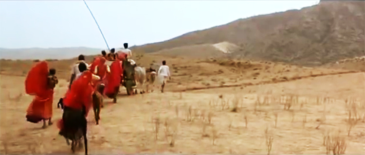 Latcho Drom (1993) - Documentary Latcho Drom on Gypsy Dance and Music