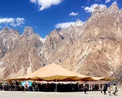 FACE Mela 2017 at Village Passu