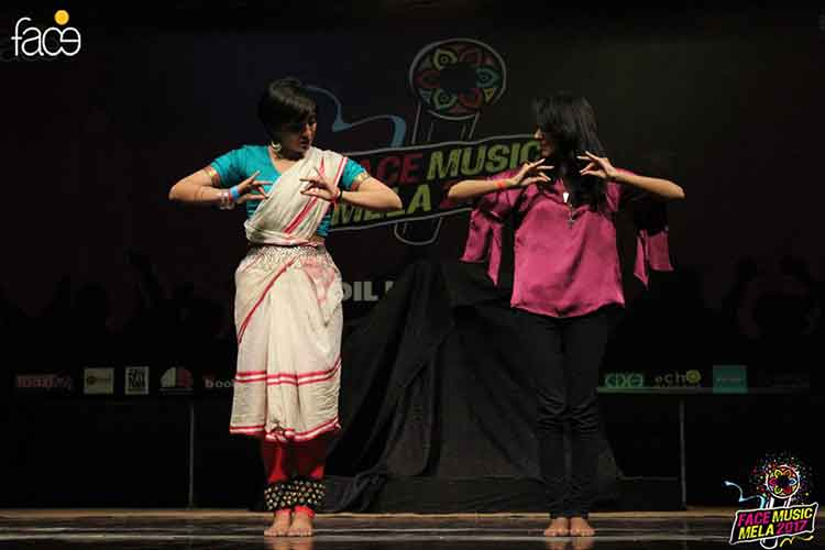 Dance workshop by Amna Mawaz - FACE Music Mela 2017 at PNCA, Islamabad