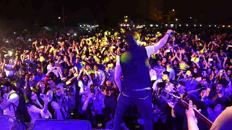 FACE Music Mela 2017 (photo by Mudassir Manzoor) - FACE Music Mela 2017 at PNCA, Islamabad