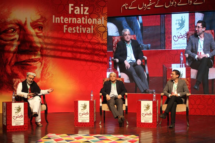 Noor ul Hassan, Yousuf Salahuddin and Adeel Hashmi