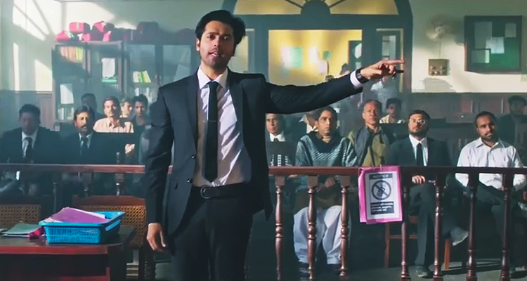 Fahad Mustafa as seen in 'Actor in Law' - Film Actor in Law Review