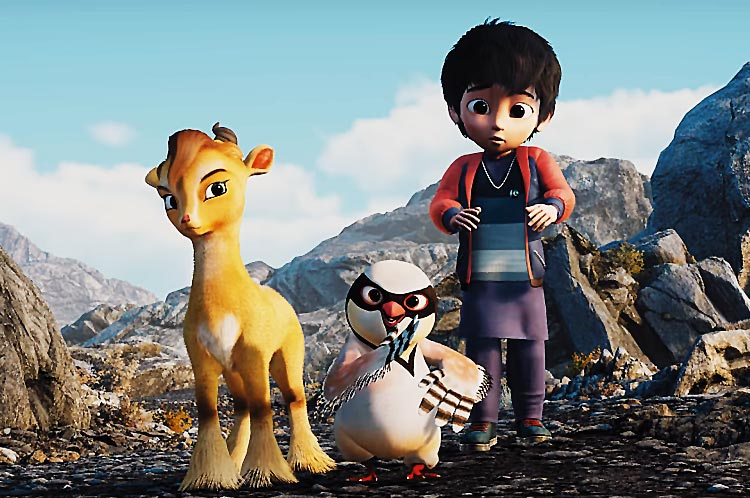 Allahyar and the Legend of Markhor - Film Allahyar and the Legend of Markhor Review