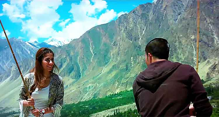 Film Chalay Thay Saath: A Cinematic Collaborations between Pakistan and China