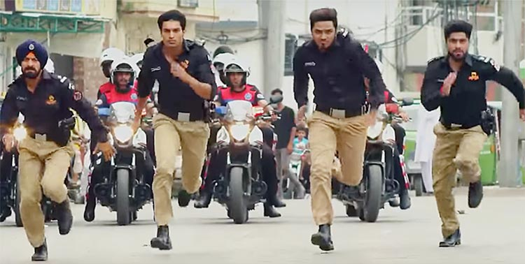Film Geo Sar Utha Kay - Yasir Khan, Umar Chema, Shehryar Cheema, Naeem Khan