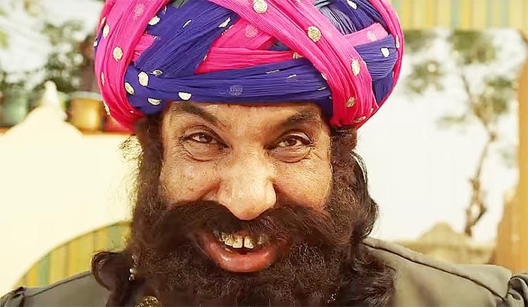 Film Geo Sar Utha Kay - Nayyar Ijaz as Chaudhry, Ghulam Rasool's sidekick