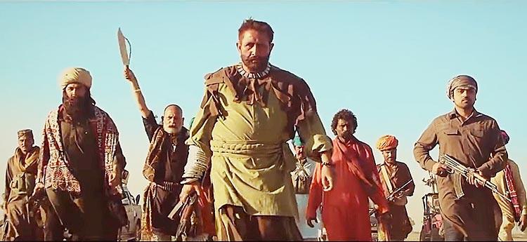 Film Geo Sar Utha Kay - Chotu Gang