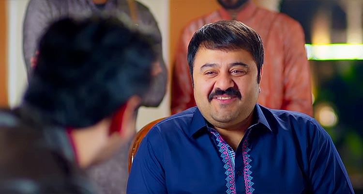 Film Punjab Nahi Jaungi: Ahmed Ali Butt