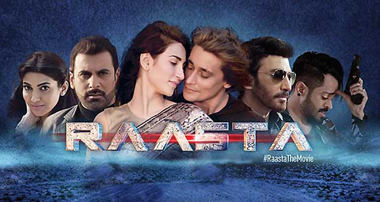 'Raasta', Sahir Lodhi's big screen debut - Film Raasta Review