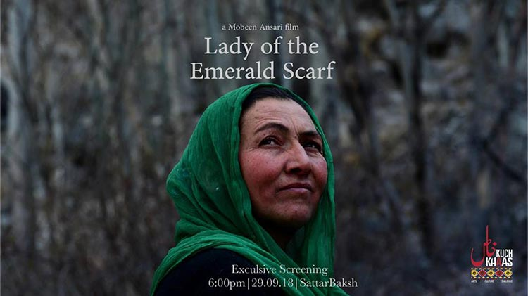 Film Review: 'Lady of the Emerald Scarf' by Mobeen Ansari - Youlin