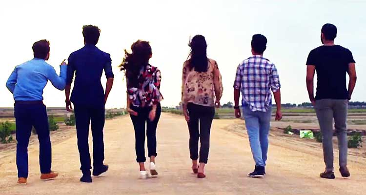 The cast of 'Thora Jee Le' - Film 'Thora Jee Le' Review