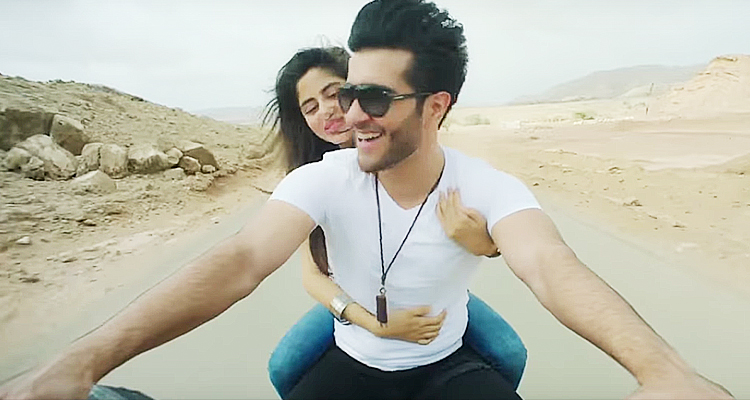 Feroze Khan and Sajal Ali in 'Zindagi Kitni Haseen Hai' - Film Zindagi Kitni Haseen Hay Review