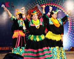 First Ever Lok Mela in Karachi
