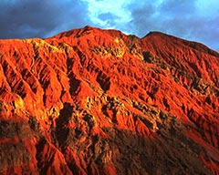 Flaming Mountains of Turpan, Xinjiang