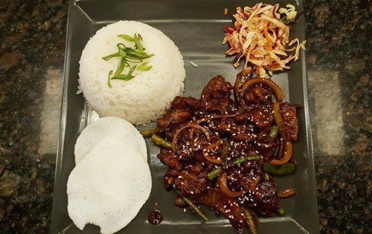 Mongolian Beef - Food Review: Soi Asian Bistro, Karachi