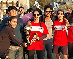 Girls Football Tournament 2017 in Islamabad