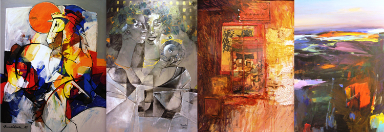 - Group Exhibition at Nomad Art Gallery