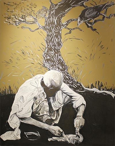 'Baba Aur Billi' by Abdul Ali Hyder
