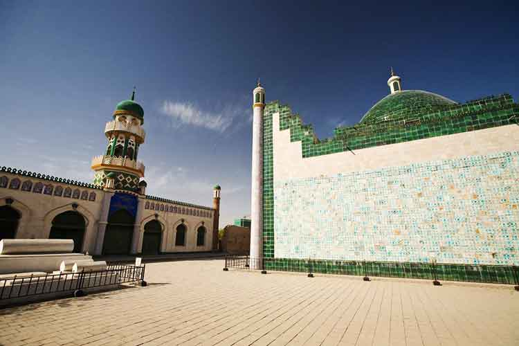 Hami Uyghur Royal Family Mausoleum - Hami - the East Gate of Xinjiang