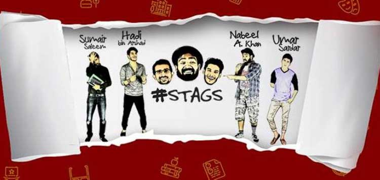 'Hash Stags', the new web series directed by Hadi bin Arshad - Hash Stages Theatre by Hadi bin Arshad