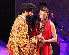 Heer Ranjha, an Urdu Musical Theatre at the Art Council, Karachi
