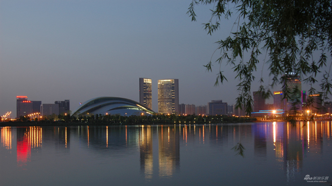 Hefei, the capital of Anhui province in Eastern China - Hefei: The Capital of Anhui Province in Eastern China