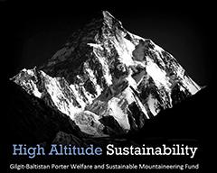 高海拔地区的可持续性:在吉尔吉特·巴尔蒂斯坦山区通垃圾威胁做斗争