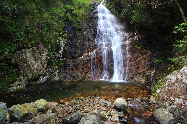 Ng Tung Chai Waterfalls