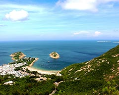 Hiking Trails in Hong Kong
