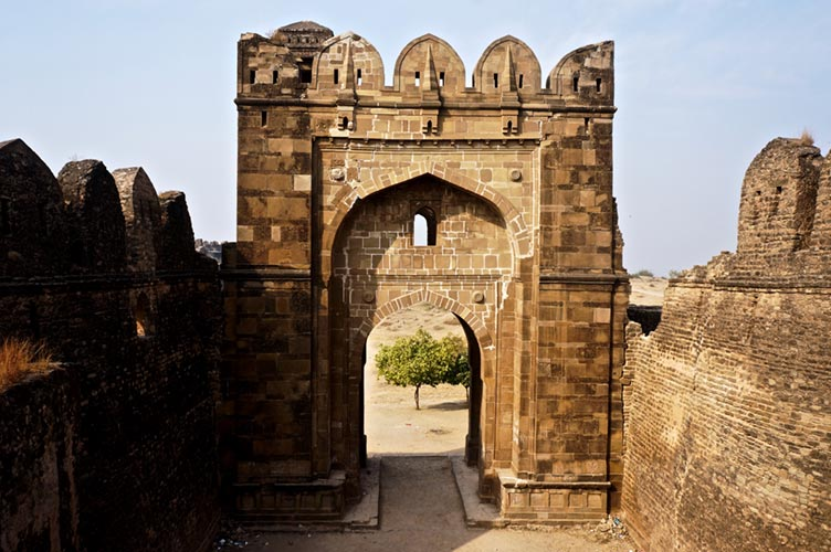 History of Rohtas Fort, Jhelum