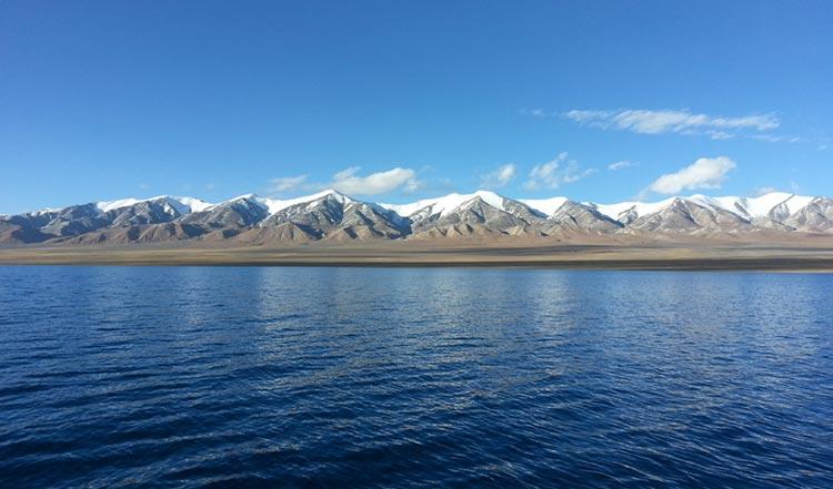 Kusai Lake in Hoh Xil