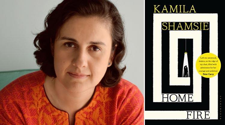 'Home Fire' by Kamila Shamsie - Home Fire by Kamila Shamsie