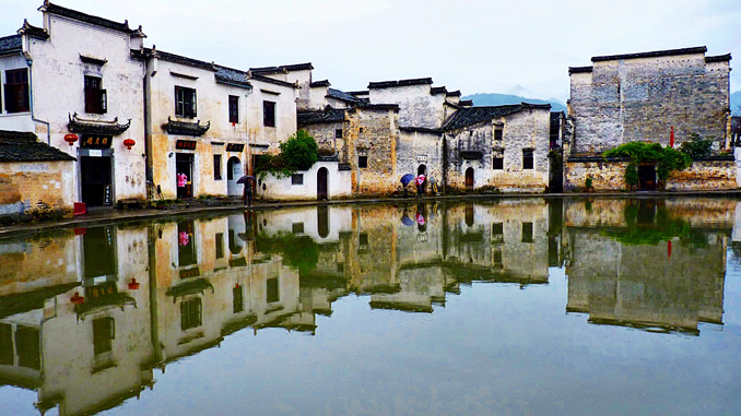 Hongcun Village, China - Hongcun China: A Village of Rivers and Lakes