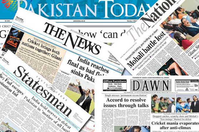 媒体改变巴基斯坦