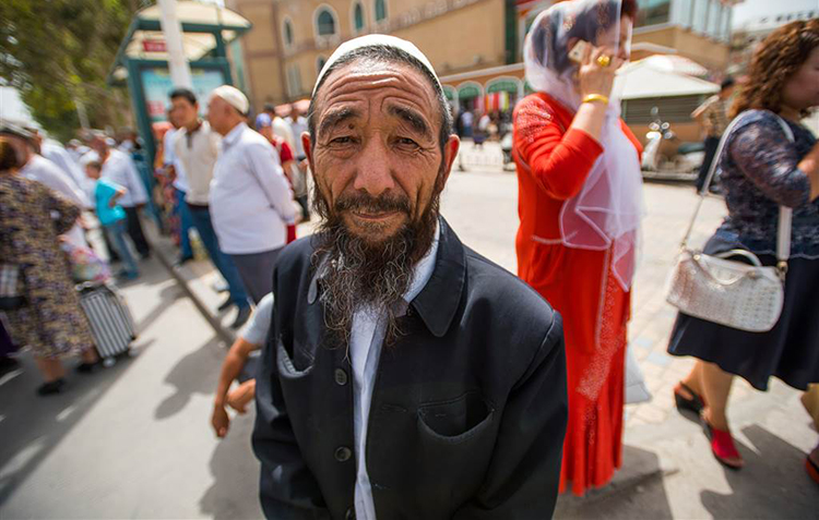 Chinese Uyghurs are commonly referred to as the 'Hui' people - Hui People in Xinjiang China