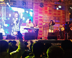 I Am Karachi Music Festival 2015