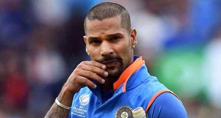 Shikhar Dhawan - ICC Champions Trophy 2017 Final: A Comparison of Pakistan and India