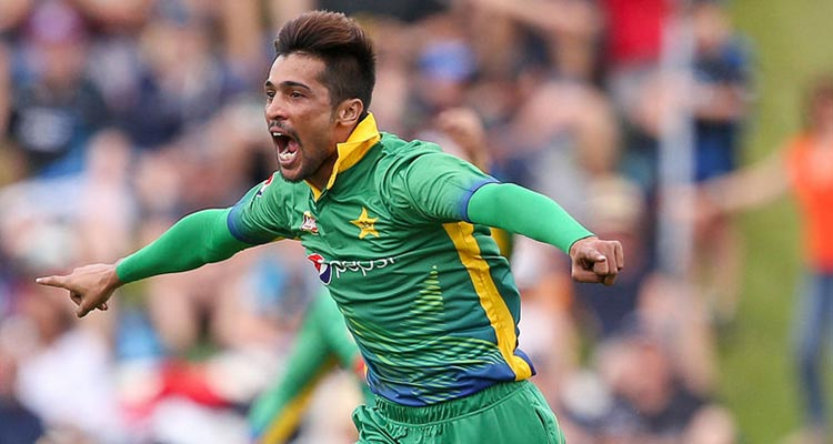 Mohammad Amir - ICC Champions Trophy 2017 Final: A Comparison of Pakistan and India