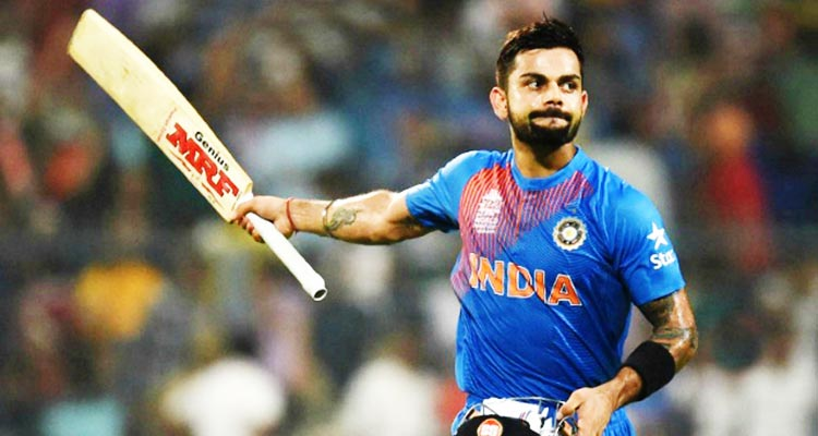 Indian skipper Virat Kohli - ICC Champions Trophy 2017, India vs Pakistan Match Preview by a Pakistani Cricket Expert
