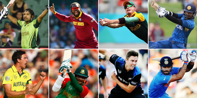 - ICC World Cup 2015 Quarter-finals: All Eyes on New Zealand and Pakistan