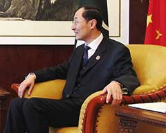 Interview of Chinese Ambassador Sun Weidong on CPEC