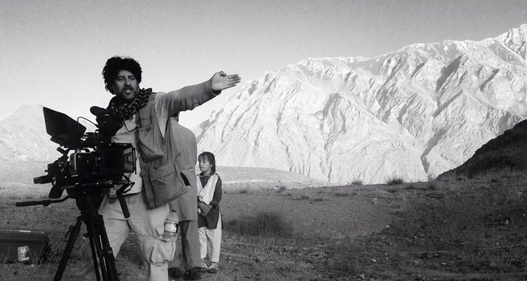 Farhan Alam shooting Saawan in Skardu - Interview with Farhan Alam, Director of Film Saawan