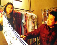 Mr. Cheongsam: CEO of Clothing Company Introduces the Traditional Chinese Dress to the World