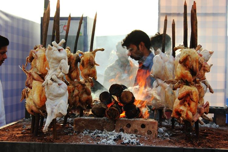 伊斯兰堡美食节