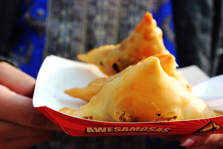 伊斯兰堡美食节:食不言