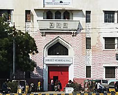Jamshed Memorial Hall, Karachi