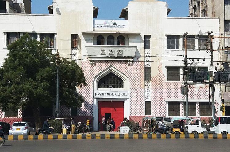 Jamshed Memorial Hall, Karachi - Jamshed Memorial Hall, Karachi