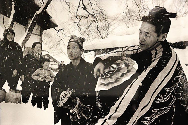 Hideo Haga's 'Manzai, Yokote, Akita' (1962)