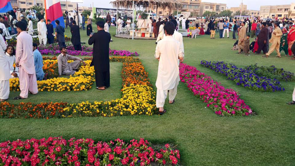 The 65th Annual Flower Show, Karachi - Karachi Annual Flower Show 2016